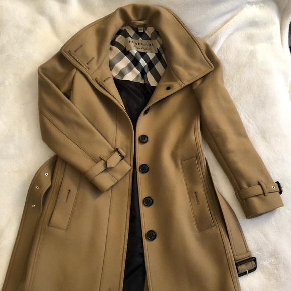 Burberry mantel gibbsmoore